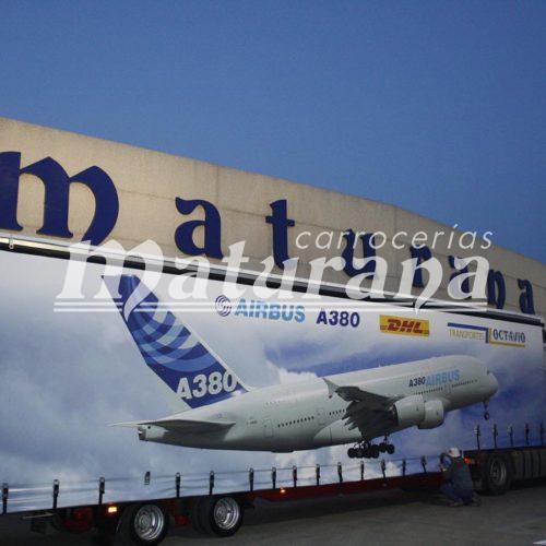 Transportes Octavio A380