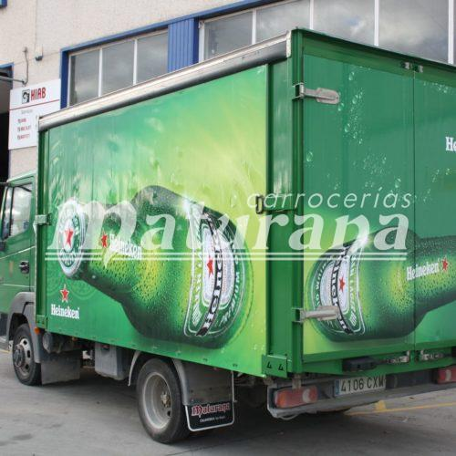 Heineken Botelleros