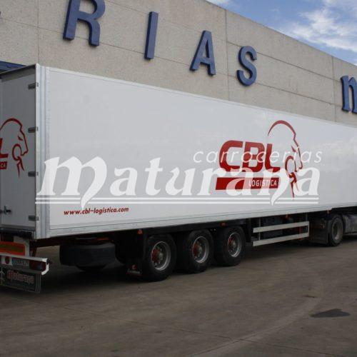 CBL LOGISTICA furgones