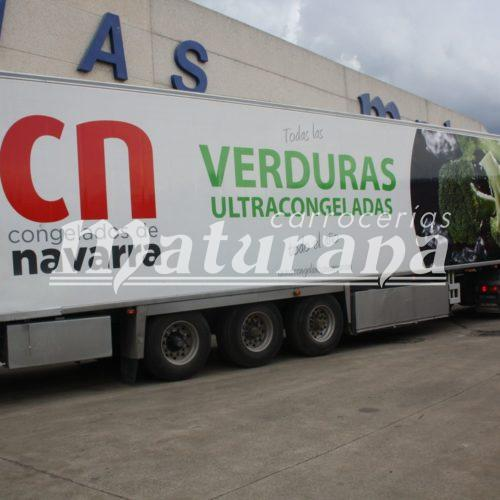 CN Congelados de Navarra furgones
