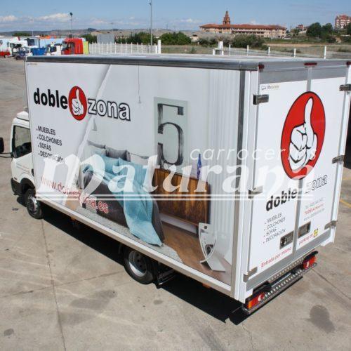 Doble Zona furgones