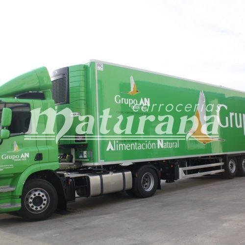 Grupo AN furgones